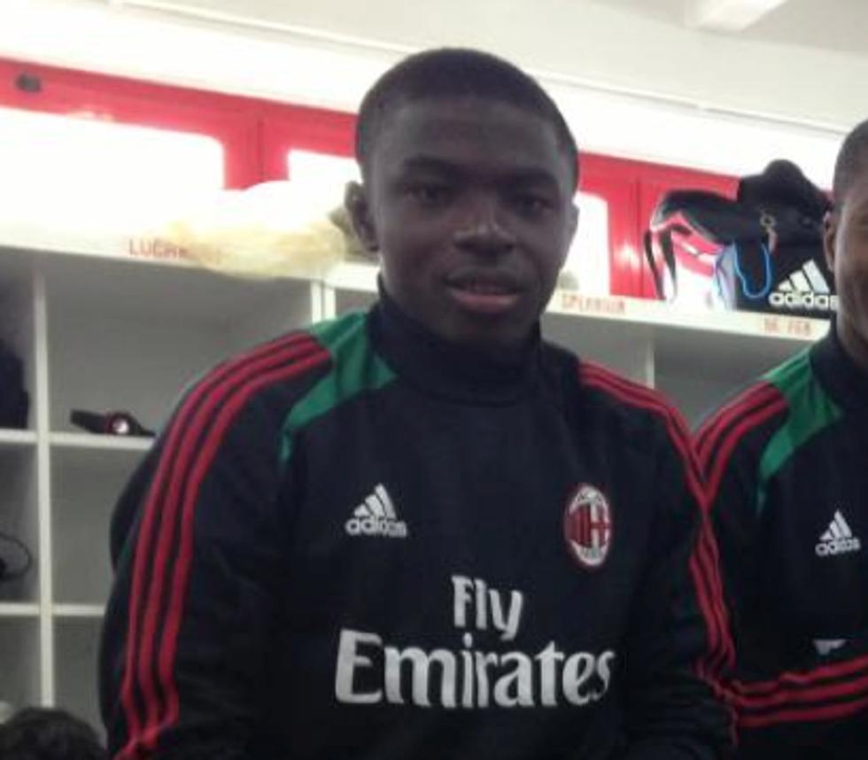 Angoscia Milan, il giovane Akuetteh rischia la vita