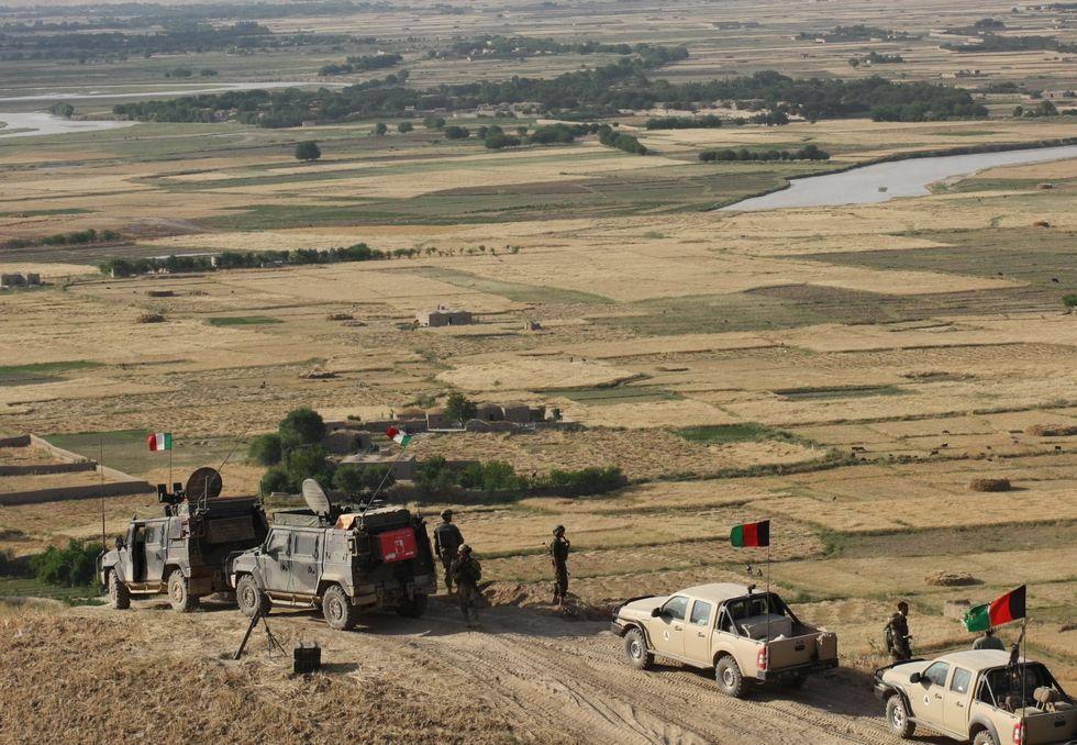 Ritiro dall'Afghanistan: per l'Italia comincia a settembre