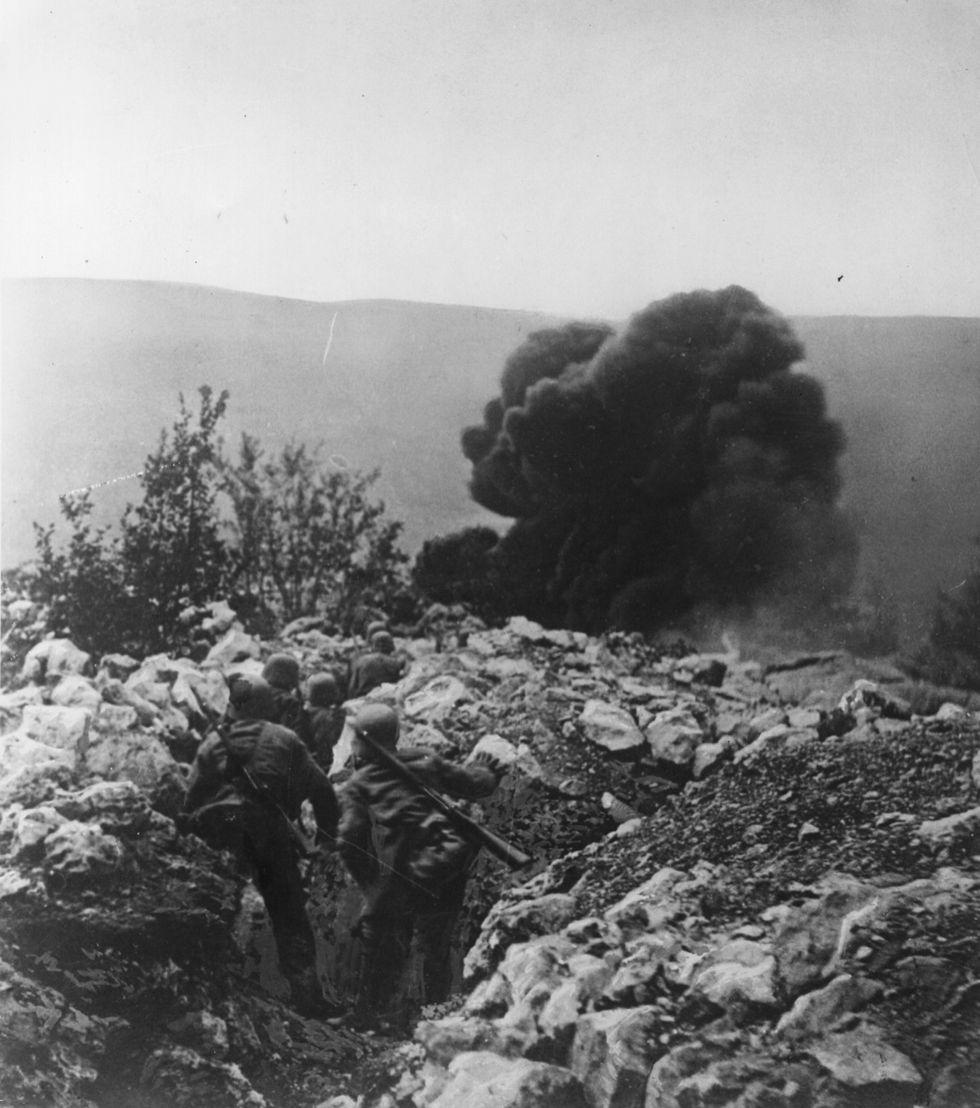 isonzo guerra