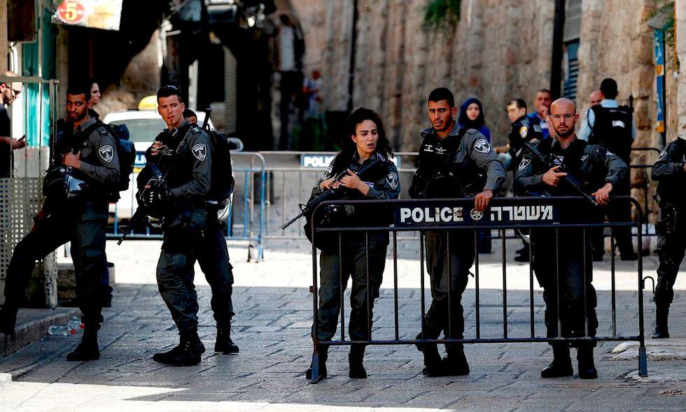 israele palestina attentato gerusalemme