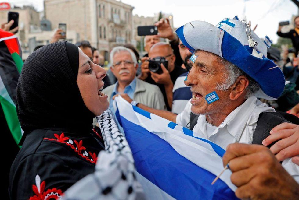israele-palestina-tensione