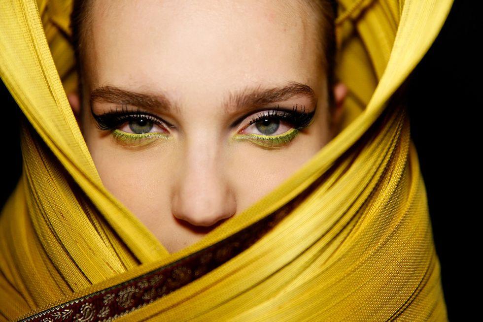 Le donne più belle della Fashion Week di Istanbul
