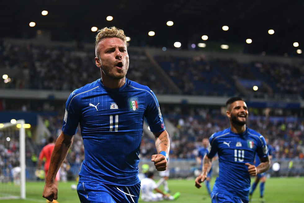 italia qualificazione mondiale russia 2018