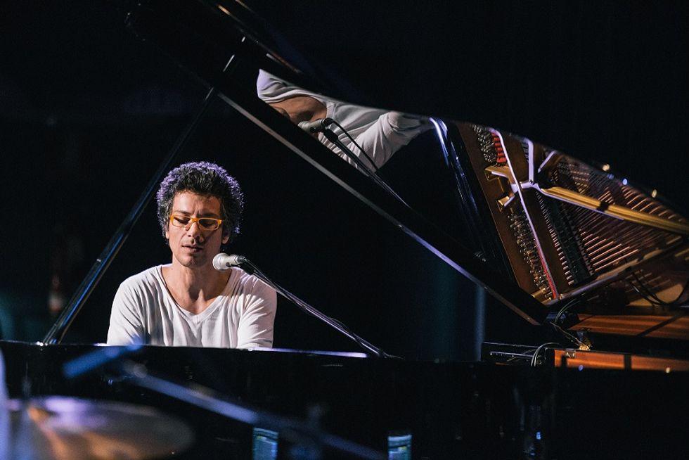 Ivan Segreto live al Blue Note di Milano