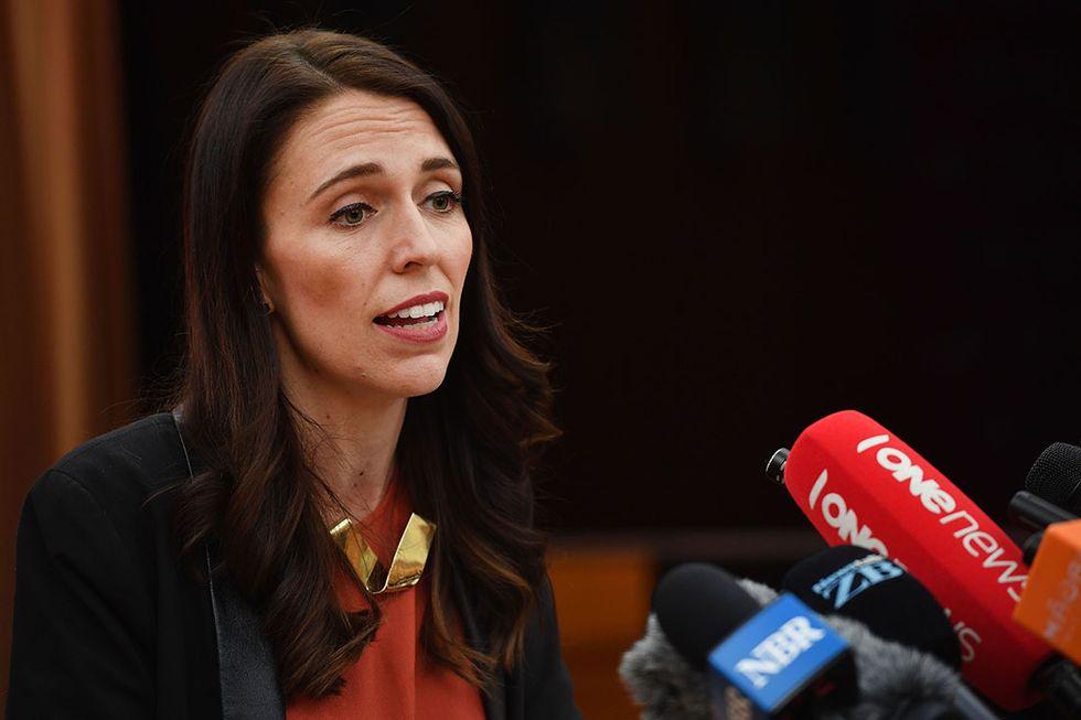 Jacinda Ardern, 37 anni, neo premier neozelandese