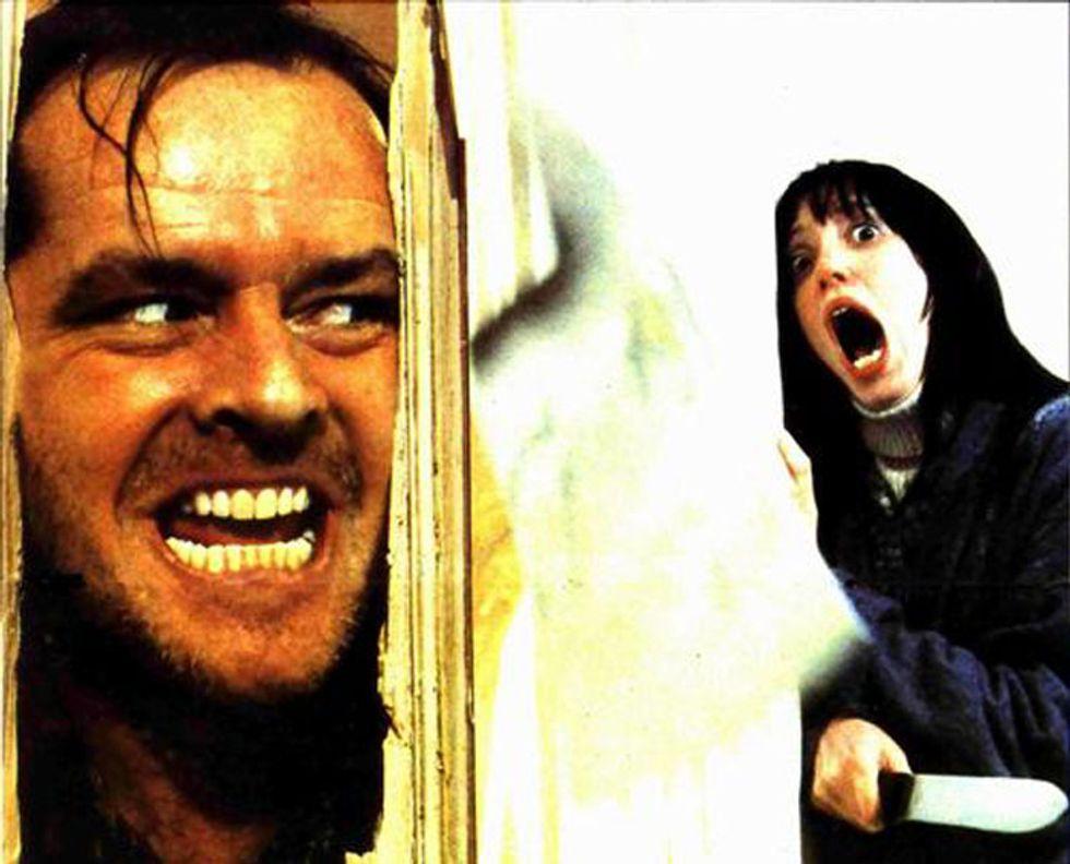 Stephen King contro Stanley Kubrick