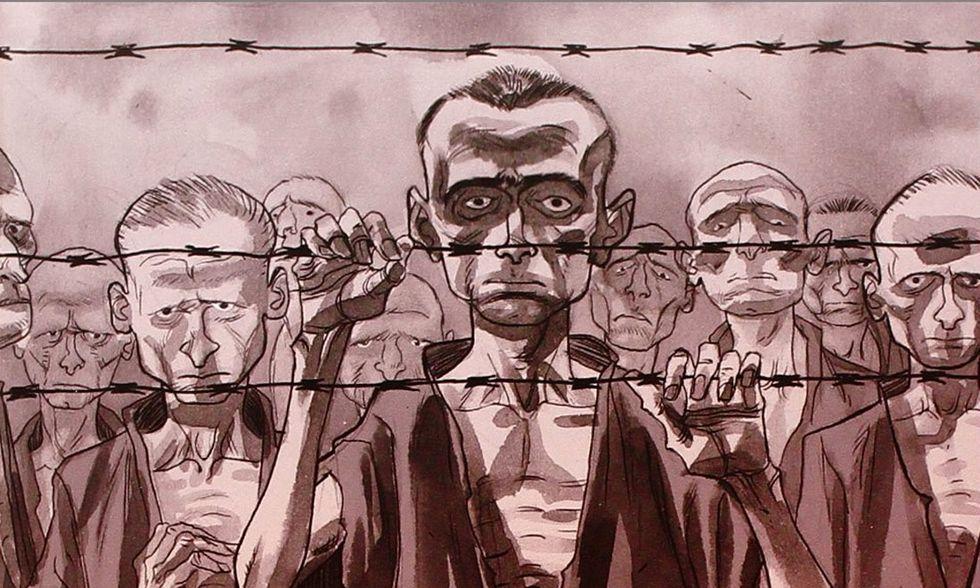 'Jan Karski. L'uomo che scoprì l'Olocausto' di Rizzo e Bonaccorso
