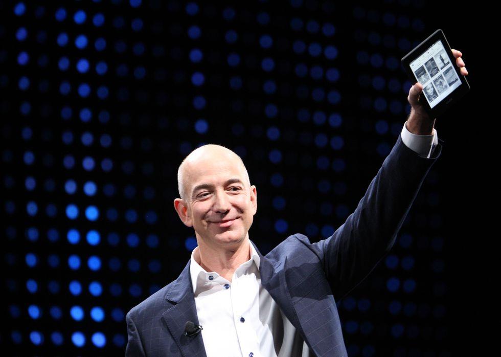 Amazon e Jeff Bezos: ecco come batto la concorrenza con la velocità
