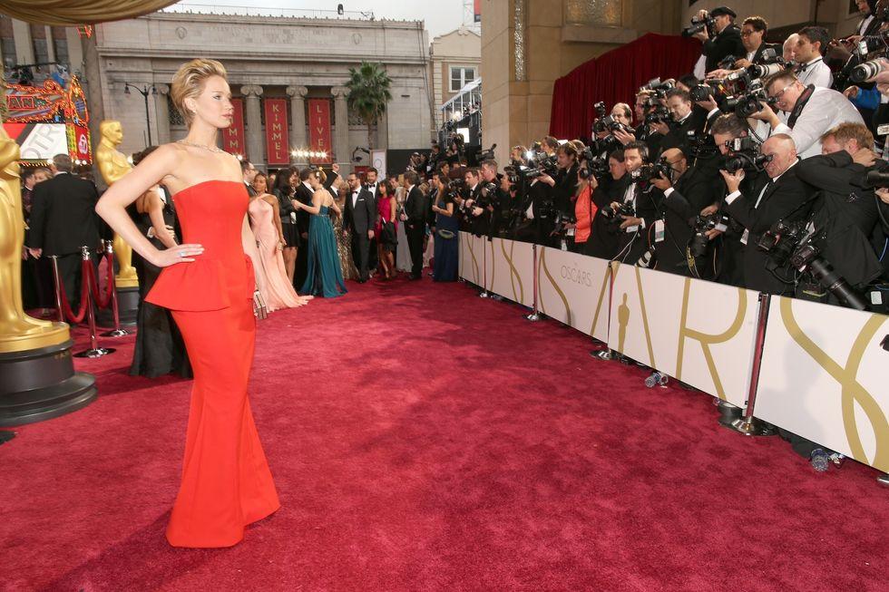 Jennifer Lawrence nuda e Hollywood trema
