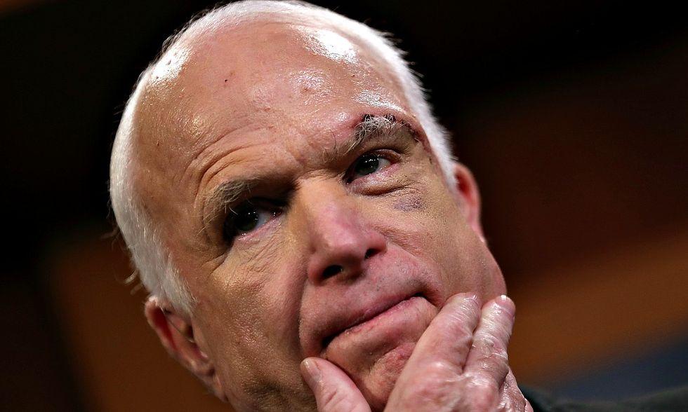 John McCain repubblicani obamacare