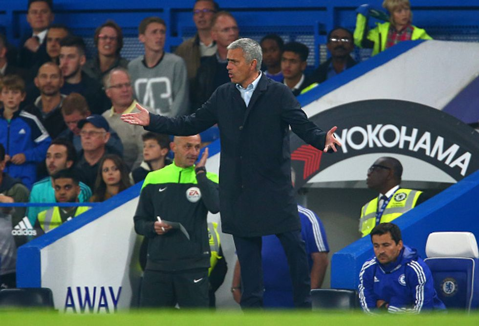 """Mourinho, anche il mito rischia: """"Non scappo. Se volete, licenziatemi"""""""