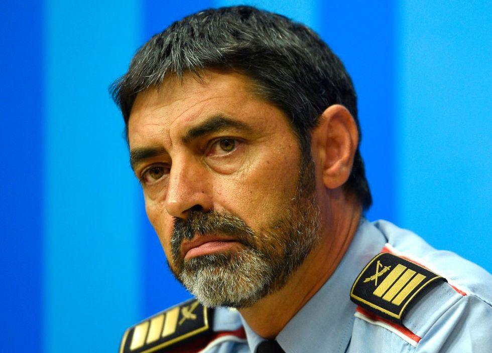 Chi è il capo dei Mossos, l'eroe del popolo indipendentista catalano
