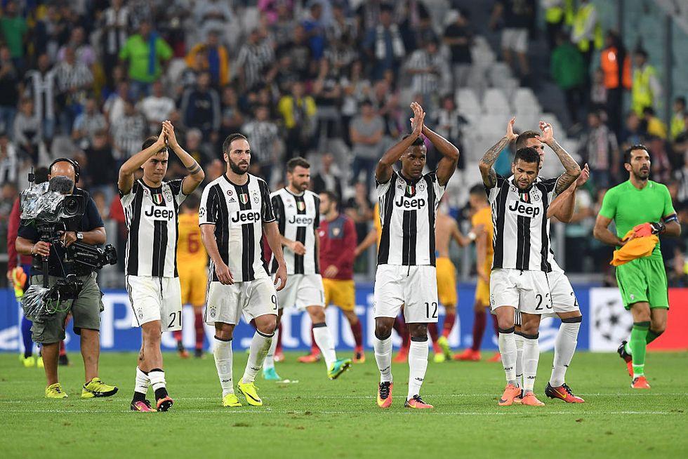 Juventus FC v Sevilla FC - UEFA Champions League