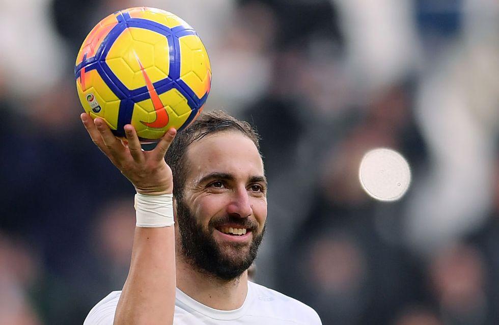 Juventus-Higuain
