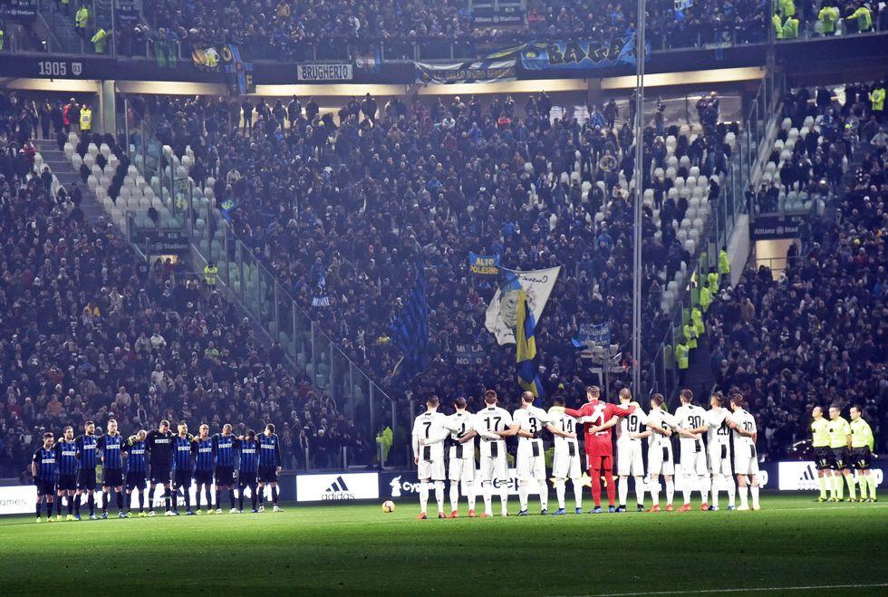 juventus inter rivali fatturato bilancio icardi mercato calciopoli dybala