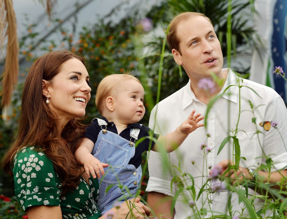 """Tutti i numeri della seconda """"Royal gravidanza"""""""