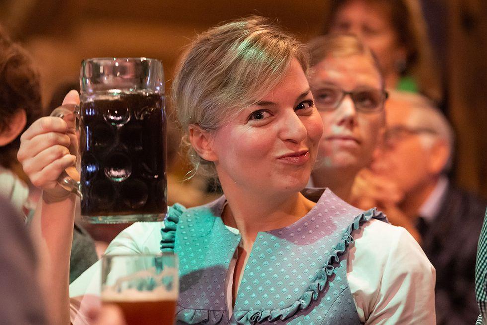 Katharina Schulze, la leader dei verdi tedeschi