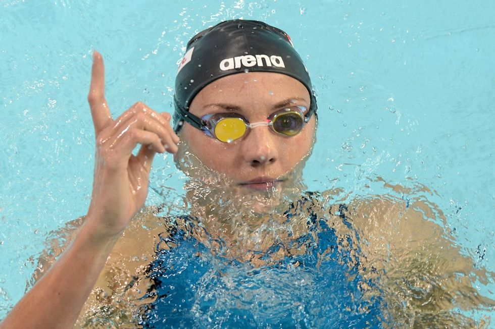 """A new """"swimming"""" partnership between Arena and FINA"""