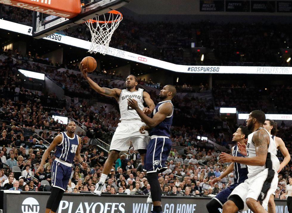Nba: 5 motivi per cui gli Spurs sono i favoriti al titolo