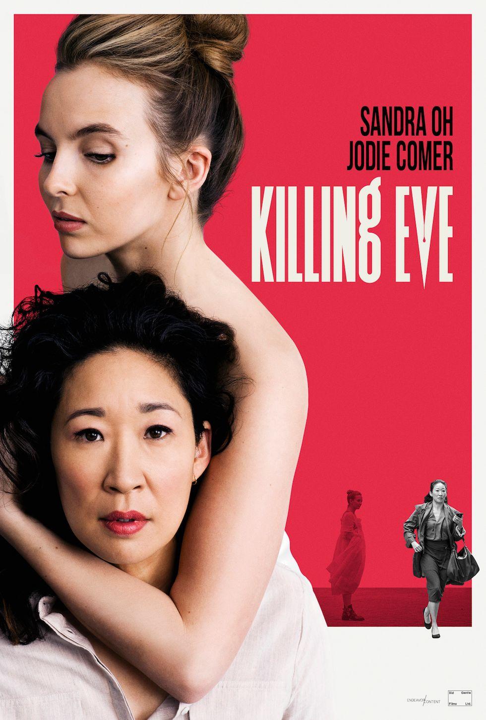 Killing Eve: foto, trailer e cose da sapere sulla serie con Sandra Oh