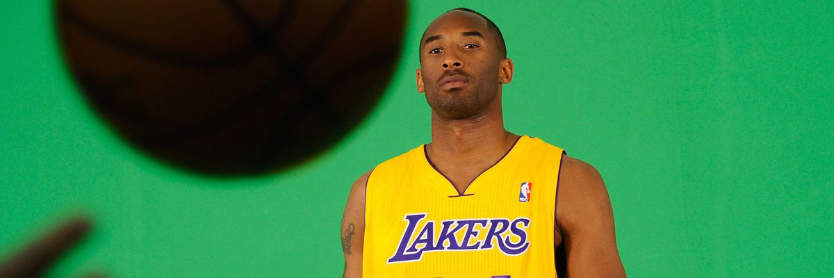 Kobe Bryant: la carriera in foto