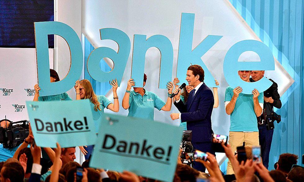 kurz-austria elezioni