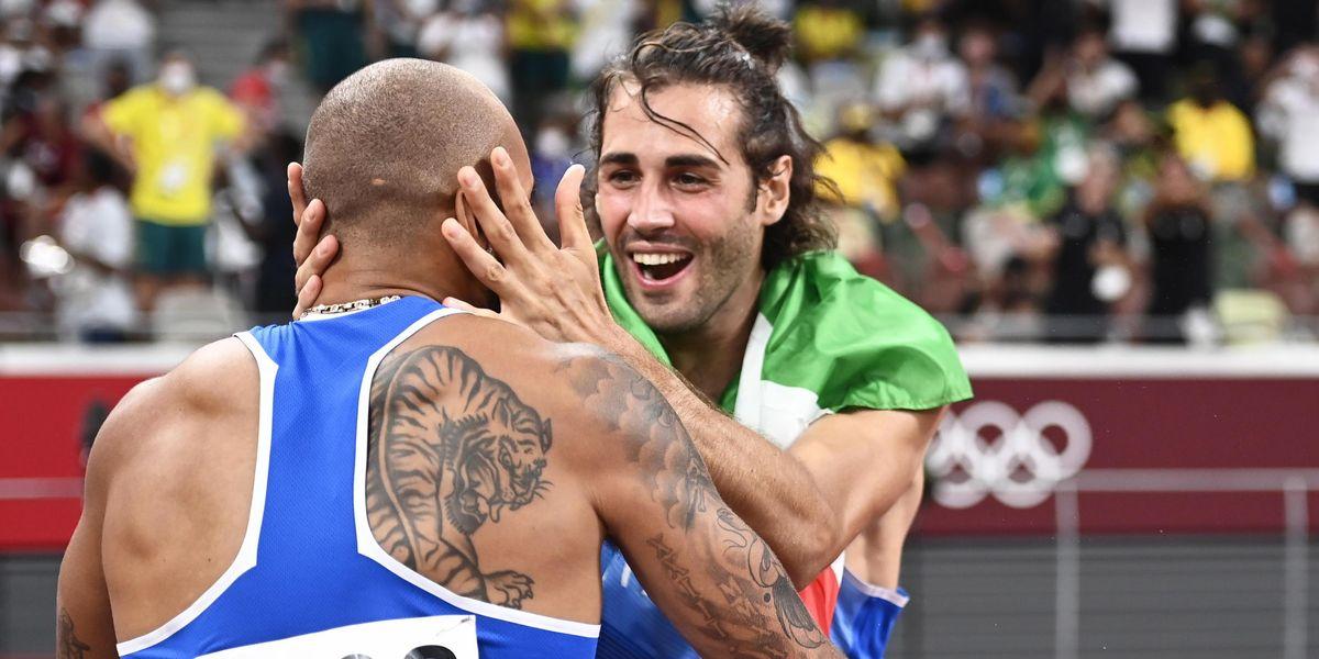 jacobs tamberi olimpiadi tokyo 2020 italia sport coni politica draghi