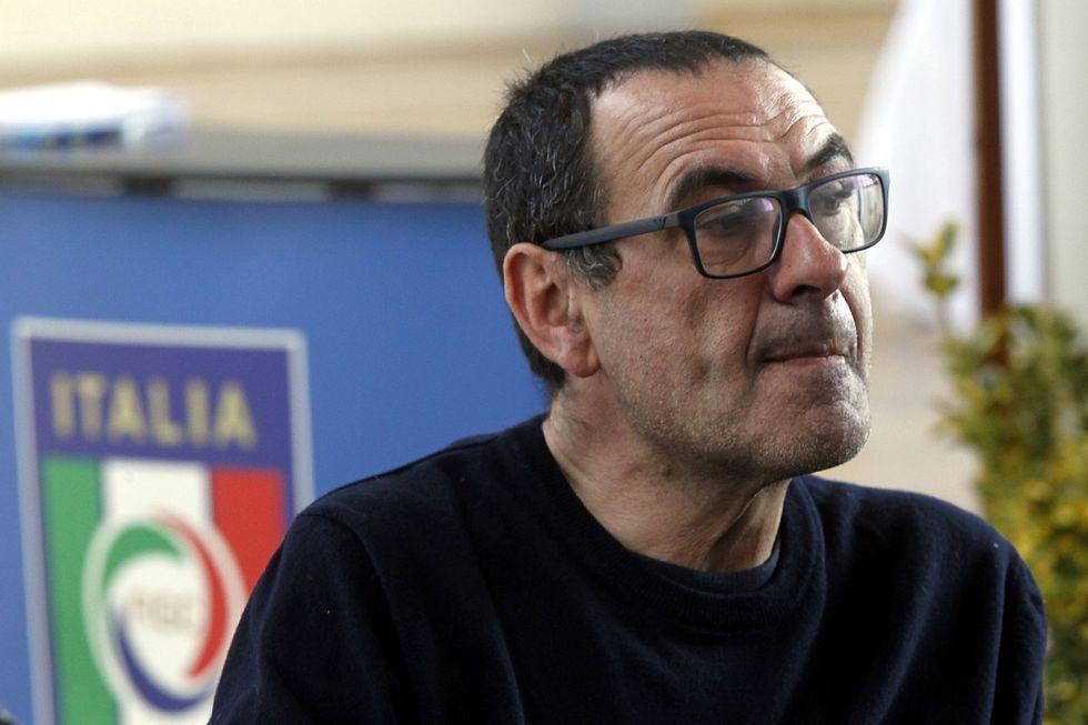 """Maurizio Sarri: """"Potendo resterei all'Empoli per tutta la vita"""""""