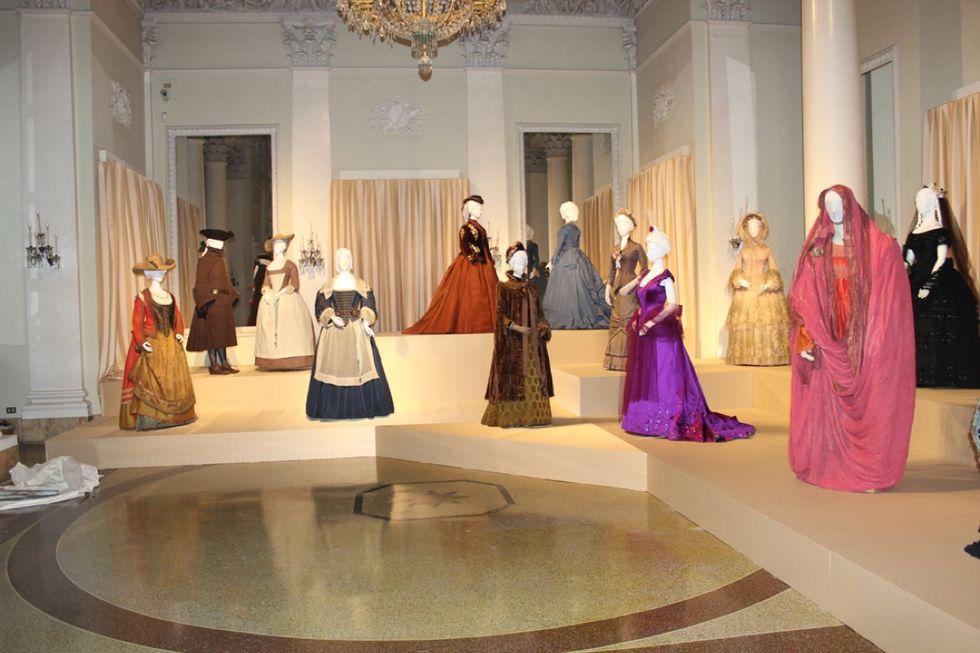 Piero Tosi: i costumi di Maria Callas e Romy Schneider