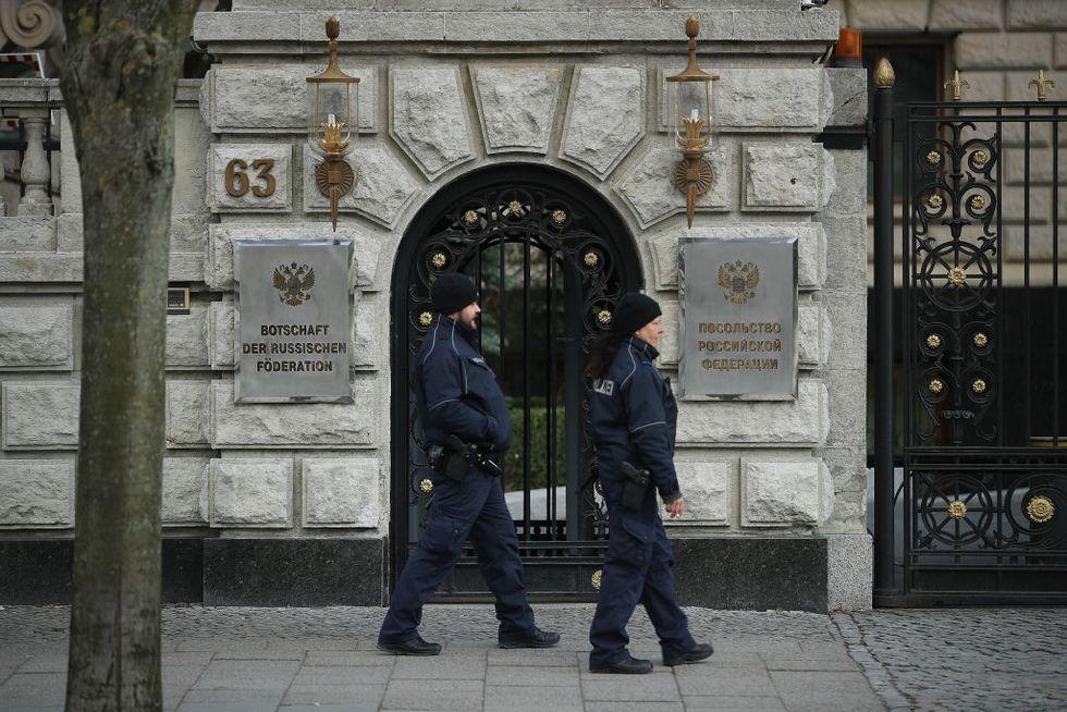 Skripal Russia