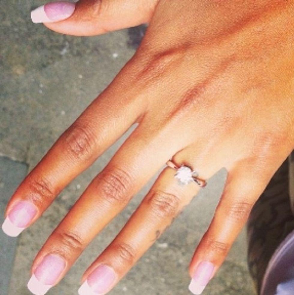 Balotelli e Fanny fidanzati ufficialmente? L'anello c'è