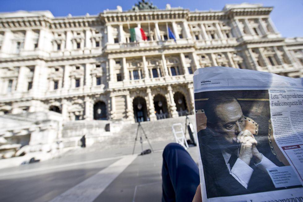 Sentenza Berlusconi: le reazioni della politica