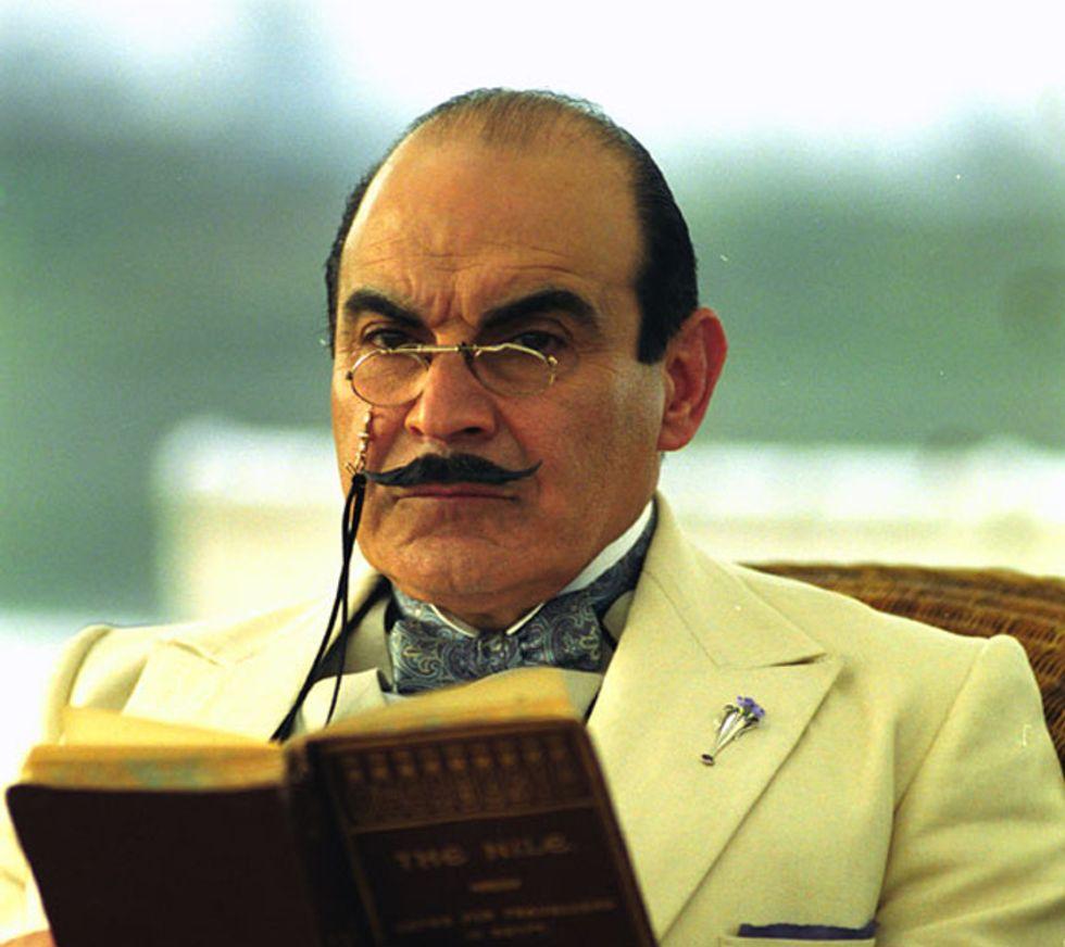 Scoperta la vera identità di Hercule Poirot