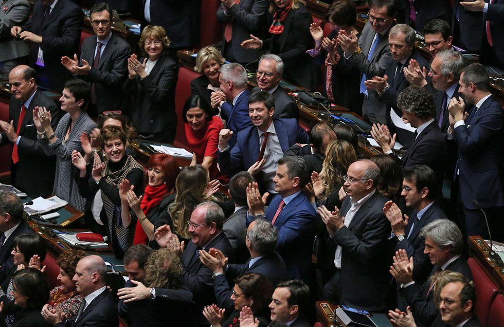 Sergio Mattarella presidente: vincitori e perdenti