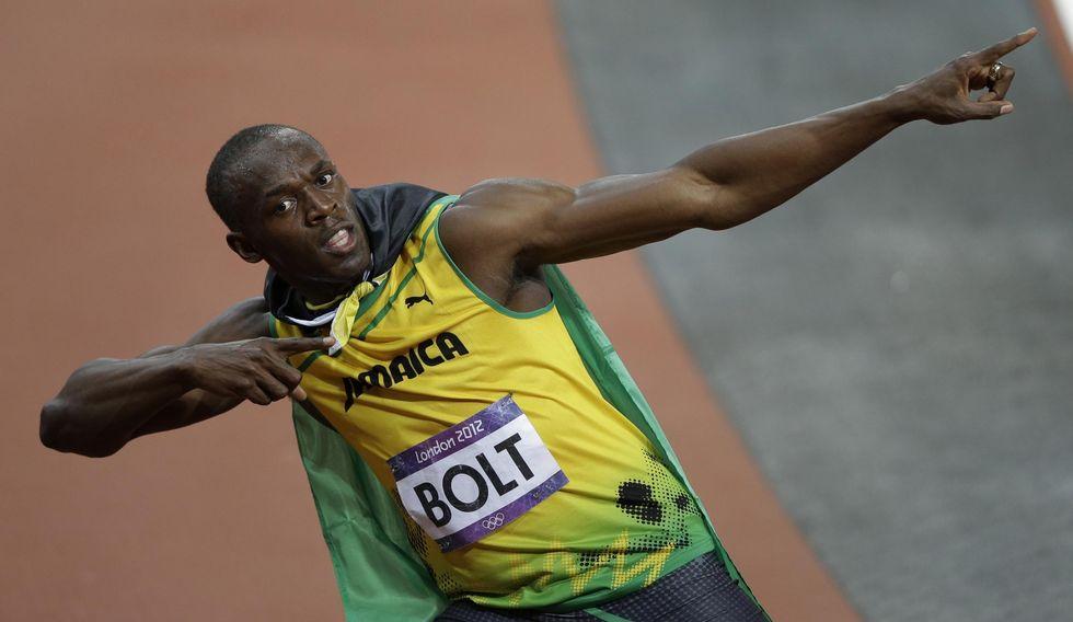 """""""Bolt? E' l'esaltazione della biomeccanica"""""""