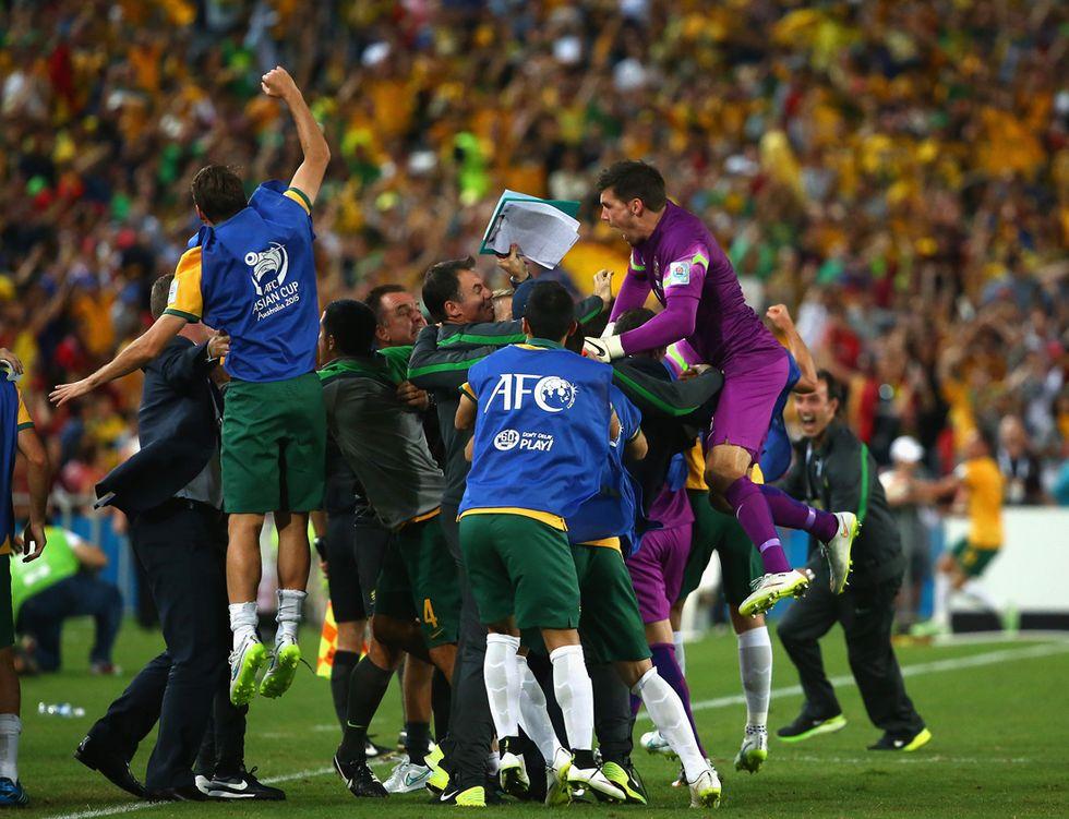 L'Australia vince la Coppa d'Asia 2015