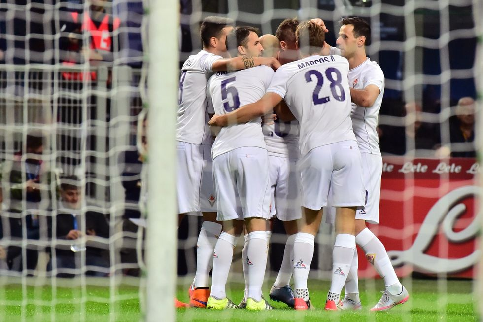 Inter - Fiorentina 1-4, tripletta di Kalinic e viola in vetta
