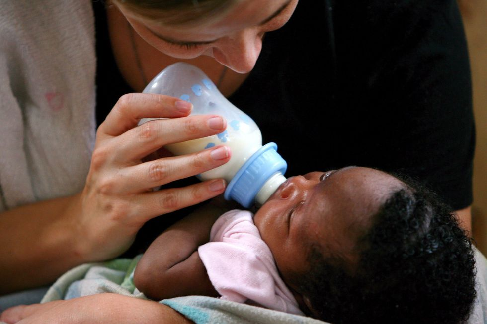 stop adozioni etiopia