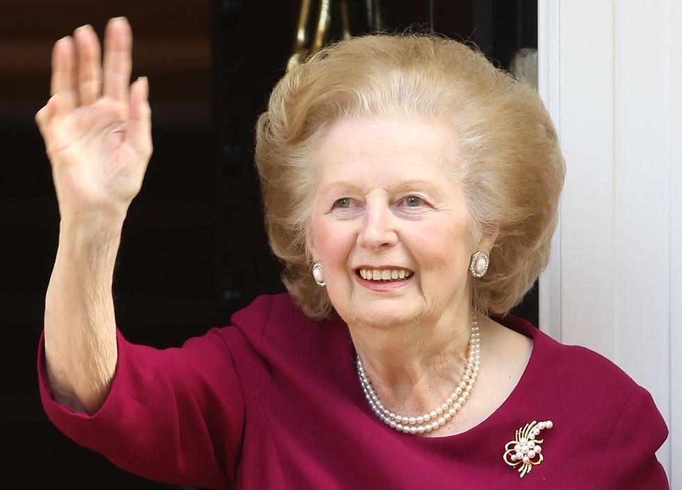 E' morta Margaret Thatcher