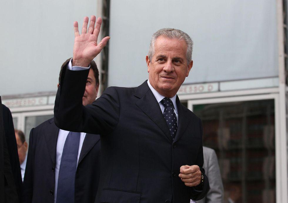 """Claudio Scajola: """"Sono felice. Ora voglio serenità"""""""