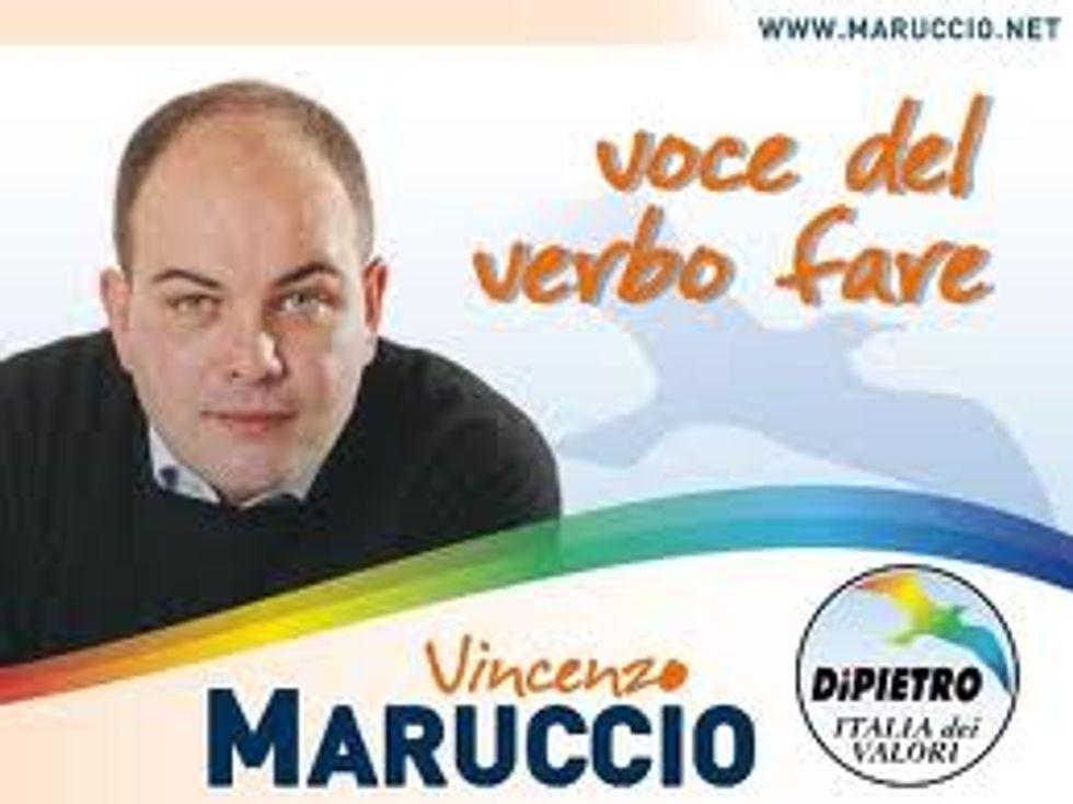 Maruccio, il Fiorito dell'Idv?