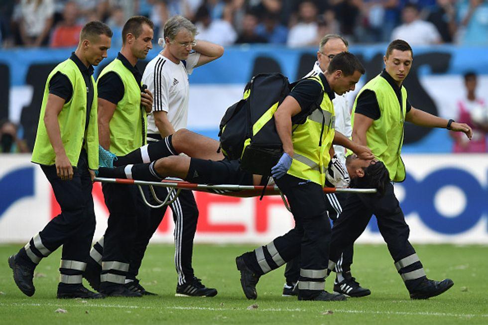 Allegri e l'allarme infortuni: tutti i guai della Juventus