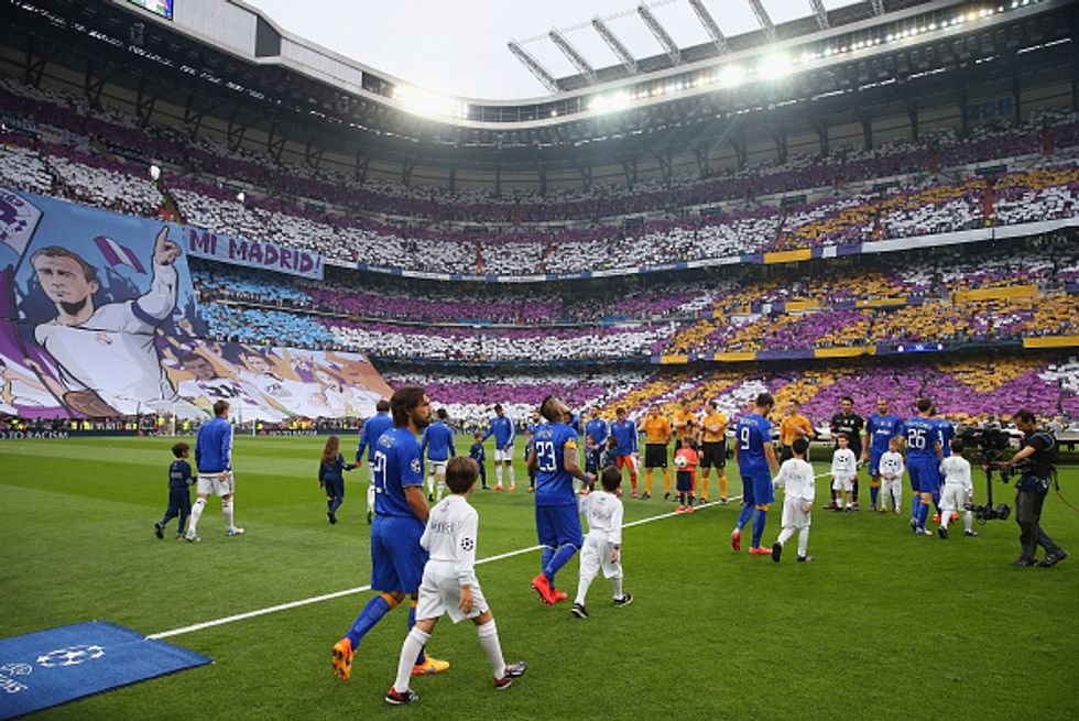 Juve, una Champions da 100 milioni di euro: record