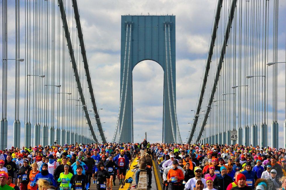 Maratona di New York 2015, le immagini più belle - Fotogallery