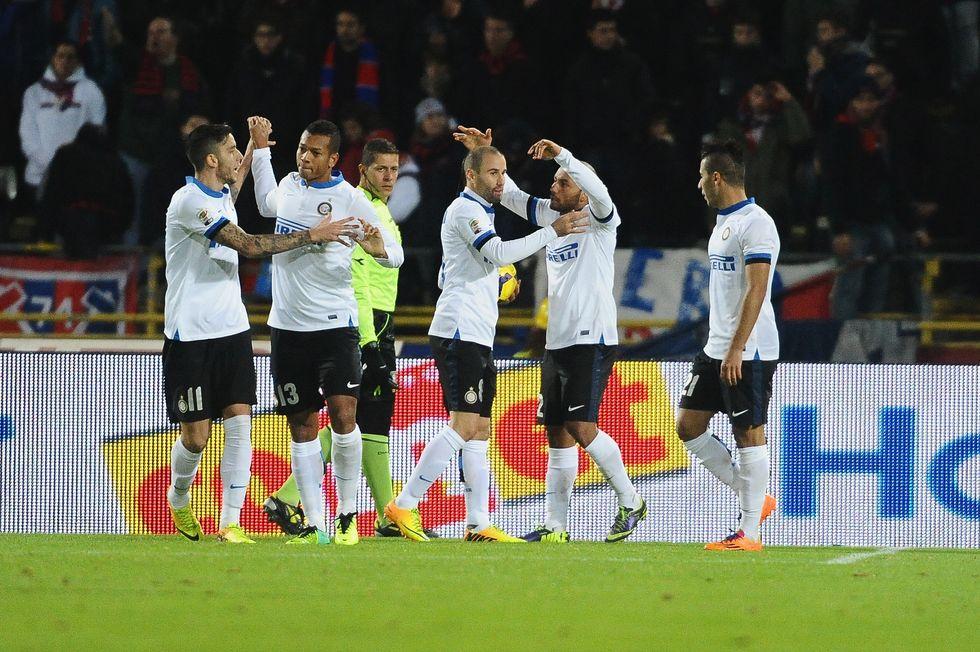 Bologna-Inter vista da Recalcati