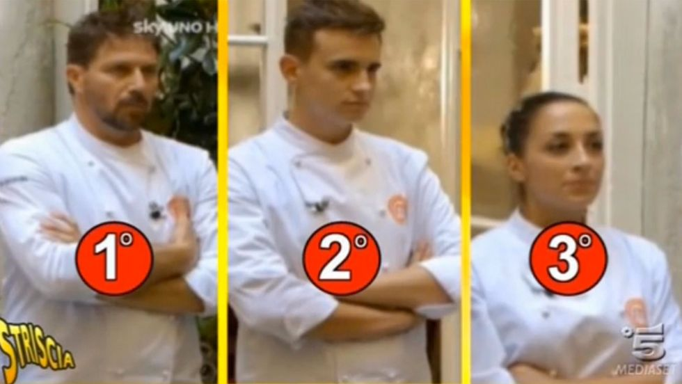 Masterchef 4: vince Stefano Callegaro