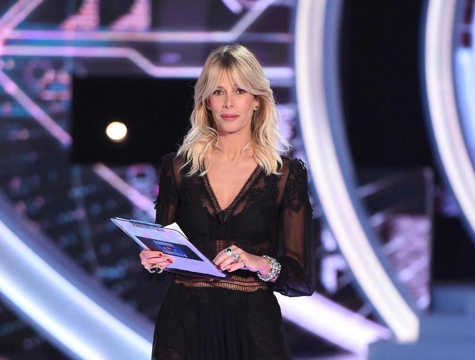 Tv: 'Grande fratello 14' Alessia Marcuzzi