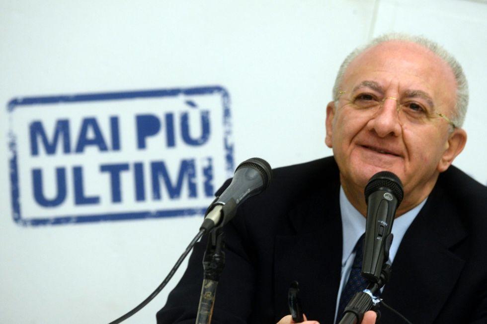 Primarie PD: De Luca e il pasticciaccio brutto in Campania