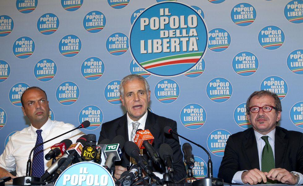 Alfano - Maroni la nuova alleanza