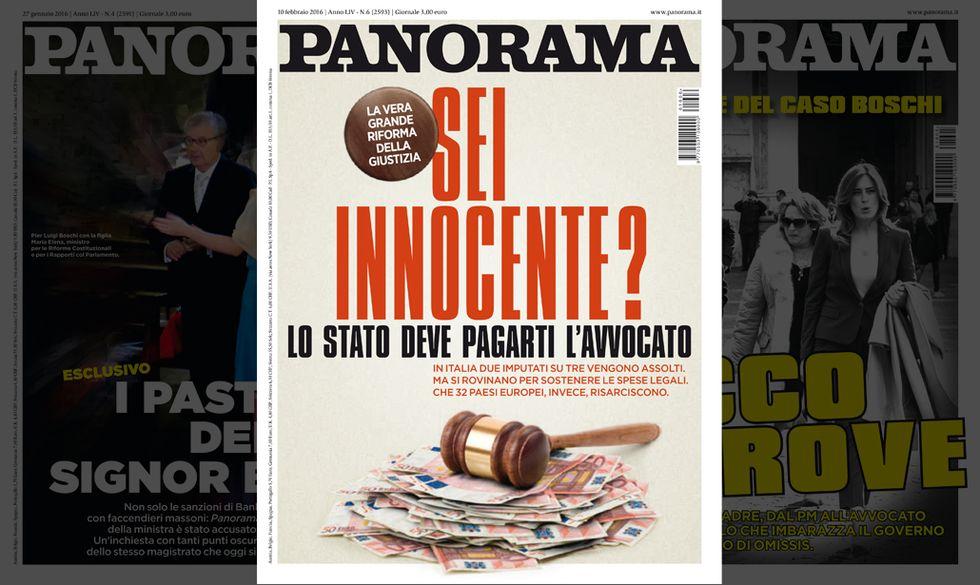 Rimborsare il cittadino innocente: il disegno di legge basato sulla proposta di Panorama